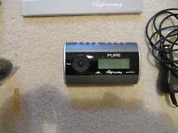 Pure Highway DAB radio adaptor for FM car radio