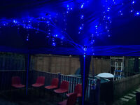 GAZEBO / LAY Z SPA / HOT TUB/ FIRE PIT / P A SYSTEMS HIRE