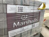 Precast Concrete Paving Blocks Keyblock Natural Grey 80mm