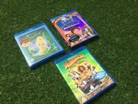 Blu- rays