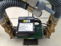 Monsoon 3.0 Twin Positive Duty Pump. Manufacturer: Stuart Turner