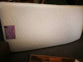 Single mattress superior pocket sprung ortho from sleepright beds cost £200 new.