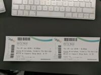 2 x Chris Rock tix - Total Blackout Tour - Birmingham Thursday Jan 25th