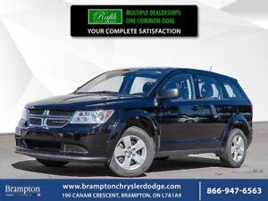 2017 Dodge Journey SE | FWD | 7 PASSENGER |