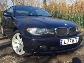 BMW 2006 318 CI ES Coupe