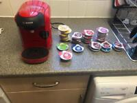 Tassimo And assorted pods
