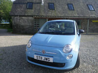 Fiat 500 Twin Air For Sale. 2011; 25,000 mls; Service History; £0.00 tax; Excellent condition; fun