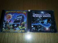 Orange goblin cd,s