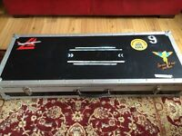Flight case for pedal board etc