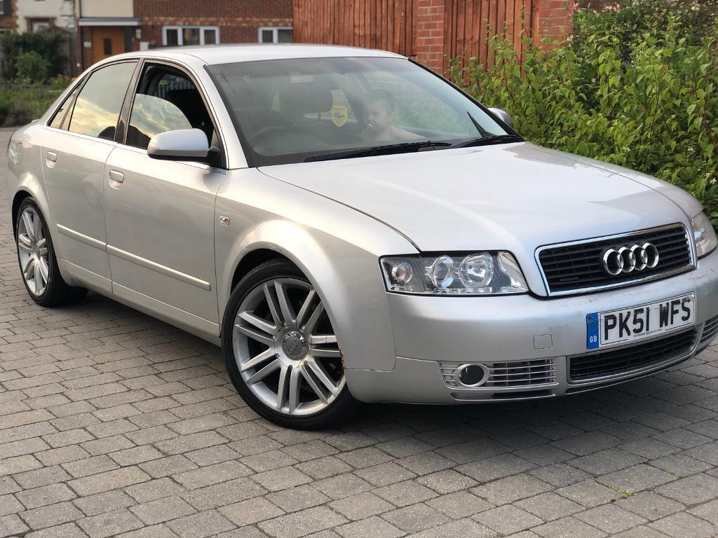 2002 audi a4 2 5 v6 tdi modified 200 bhp quattro 4x4 in houghton le spring tyne and wear. Black Bedroom Furniture Sets. Home Design Ideas