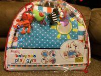 Redkite Baby Zoo Playmat