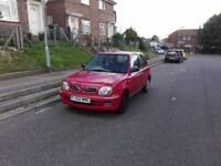NISSAN MICRA AUTOMATIC FOR SALE