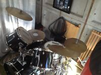 Percussion Perfection Drum Kit