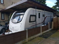 2012 REGISTERED SWIFT CONQUEROR 645 4 BERTH FIXED BED