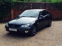 2003 Lexus IS200 S 2.0 - Mot'd - Good Condition - £850