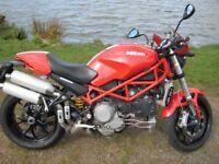 Ducati Monster 998cc S4R - 07 130BHP Version.