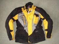 Spidi waterproof motorcycle / motorbike suit - ladies size M (12/14)