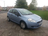 2006 Fiat Punto Active M-Jet 1.3 turbo diesel, £30 per year tax, cheap to run, insure Corsa.