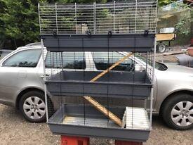 Ferret/rabbit cage