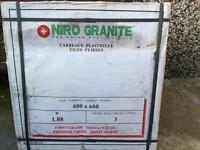 Niro white granite tiles