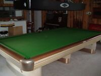 6x12 Pool Table