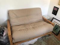 Kyoto 2 seat futon sofa bed (ONO)