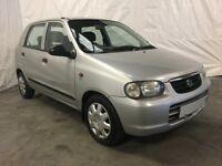 2005 Suzuki Alto 1.1 GL 5dr *** Full Years MOT *** Similar to Ford Fiesta Che...