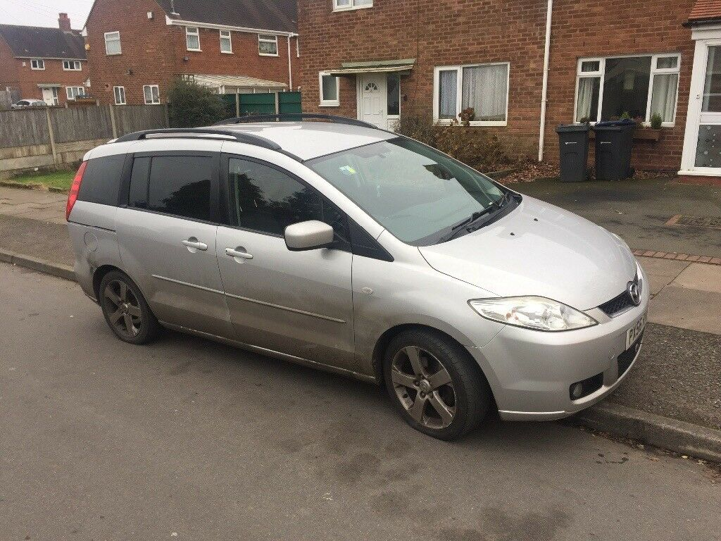 Mazda 5 sport 2006/56 7 seater. Needs attention to engine