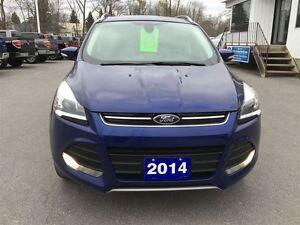 2014 Ford Escape Titanium 4WD...Ford Credit lease return, Ecoboo Kingston Kingston Area image 3