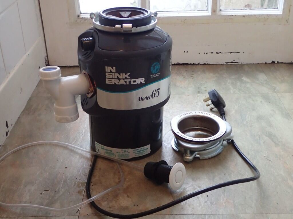 insinkerator food macerator electric food grinder for