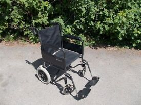 Wheelchair, self propelled RMA Medical Model: 1232 £35 ONO