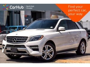 2015 Mercedes-Benz M-Class ML 350 BlueTEC 4Matic|Park.AssistPkg|