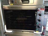 CONVECTION COMMERCIAL FAN OVEN BRAND NEW CATERING MACHINE RESTAURANT DINER KITCHEN TAKEAWAY SHOP
