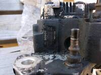 H/p fuel pump