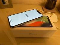 iPhone X - unlocked - 64GB - used