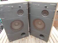 vintage 100W wharfedale speakers MACH 3