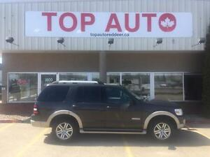 2007 Ford Explorer Eddie Bauer Eddie Bauer, Third Row