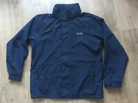Men's Regetta Navy Jacket Large