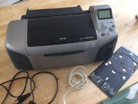 Epson Stylus Photo R300 Inkjet Printer Photos A4 Printing