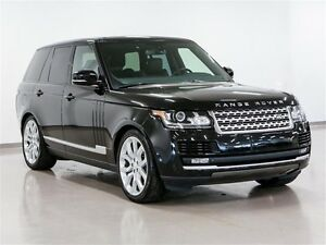 2014 Land Rover Range Rover V8 Supercharged (2) CERTIFIED 6/160