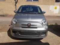 2014 FIAT 500 Abarth front end complete