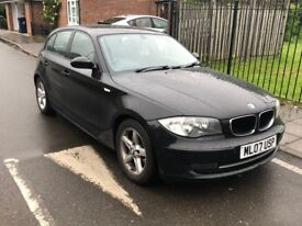 2007 bmw 1 series 118d quick sale (not 120d 116i 320 318d golf leon a3 astra)