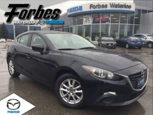 2015 Mazda MAZDA3 SPORT GS Heated Seats, Back Up Camera