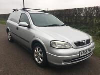 Vauxhall Astra van 1.7cdti sportive