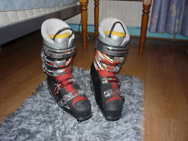 Men's Salomon X Wave Flex 27 Ski Boots Size 27