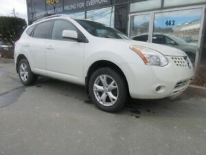 2008 Nissan Rogue SL AWD W/ ALLOYS HEATED SEATS