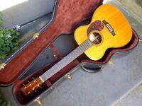 Martin 000-28 EC Eric Clapton Acoustic Guitar Hard case