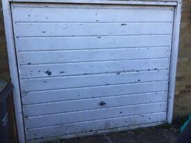 Garage door free