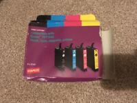 Printer ink cartridges x4
