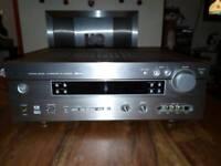Yamaha Amp and Eltax Speakers